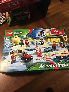 Lego City 60268 Christmas Advent Calendar 24 Gifts 2020