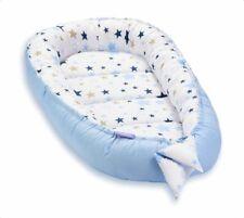 Baby Nest Pod Newborn Portable Bed Cot Crib Sleepyhead Milky Way Blue Stars Boy