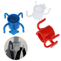 1pc  Plastic 4-prongs Beach Umbrella Hanging Hook For Towel Camera Accessor CR