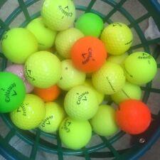 *50  CALLAWAY COLORED  SUPERSOFT   GOLF BALLS