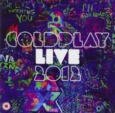 Coldplay - Live 2012 (NEW CD+DVD)