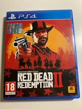 RED DEAD REDEMPTION 2 ITA CON MAPPA PLAYSTATION 4 PS4