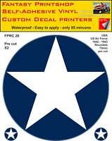 Twin Packs Vinyl Sticker Decals German Ensign 1933-1945 Flag 75mm-200mm FPRC1114