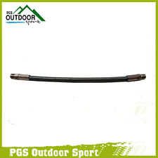"""Paintball PCP Stainless Steel Braided High Pressure Air Hose Line 10"""""""