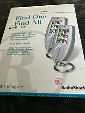 Find One Find All Keyfinder Radio Shack
