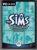 (GW99) The Sims: Unleashed expension pack - 2002 Game CD