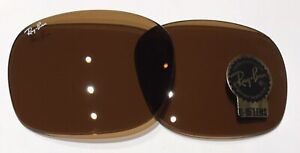 Ray Ban RB3611 BROWN B15 Replacement Lenses 60 mm
