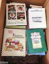 CALIFORNIA COOKBOOK COLLECTION, NINETY-SEVEN (97) CA COOKBOOKS, 1930s - 2000s