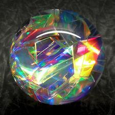 Dreamsphere colour-changing sphere,purest rainbow colours imaginable, DO07a