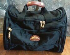 Samsonite Bag Black Travel Carry On Overnight Luggage
