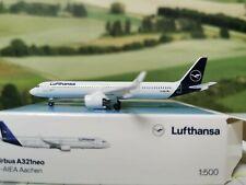 Herpa wings 1:500 534376 Lufthansa Airbus A321neo HerpaWings