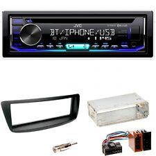 JVC KD-R992BT Bluetooth MP3 WMA Einbauset Toyota Aygo Citroen C1 Peugeot 107