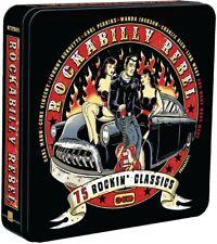 ROCKABILLY REBEL (LIM.METALBOX EDITION) 3 CD NEW!
