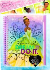 Disney Scratch & Sticker Journal Tiana The Princess And The Frog School Diary