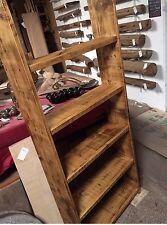 BESPOKE COMMISSIONS - Reclaimed Wood Shelves, Bookcase (Retro, Vintage)