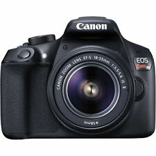 Canon EOS Rebel T6 DSLR Camera  BRAND NEW