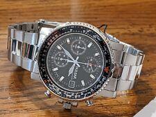 "NEW OLD STOCK Pulsar PJN043 Chronograph Watch ""Tech Gear"" 100M V657-8040"