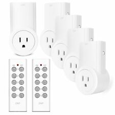 Etekcity Remote Control Outlet Wireless Light Switch for Household Appliances,