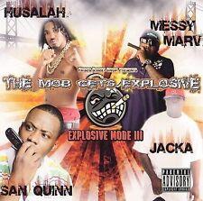 MESSY MARV  SAN QUINN  JACKA  HUSALAH : Explosive Mode, Vol. 3: Mob Gets