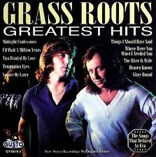 GRASS ROOTS Greatest Hits FOLK POP ROCK new cd