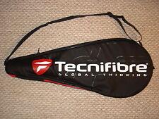 New Tecnifibre Global Thinking Tennis Racquet Racket Cover Bag Rare
