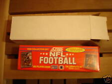 1990 Score Football cards - Factory set - 660 cards
