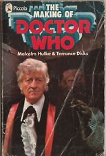 VERY RARE: The Making of Doctor Who. Piccolo, 1972. Hulke / Dicks. 1st edition!