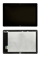 """NEW Huawei MediaPad T5 AGS2-W09 10.1"""" Touch Screen Digitizer LCD Display Black"""