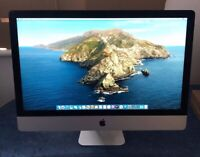 "Apple iMac 21.5"" 2.9 GHz Quad-Core Intel i5, 16GB Ram, 128GB SSD, Year 2012 (16)"