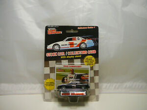 NASCAR Dale Earnhardt Sr Goodwrench Rubber Tire New 1989 R. C. 1:64