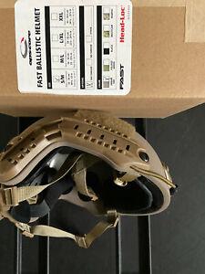 Ops-Core FAST High Cut Ballistic Helmet S/M TAN