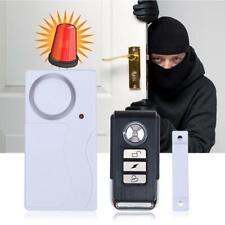 DE Tür Alarm Anlage Sicherheit System Bewegung Melder Sensor Funk 120 dB Sirene