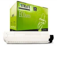 MWT Eco Cartuccia Nero Per OKI MC-873-dnc MC-853-dnv MC-873-dn MC-873-dnct