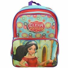 """New Disney Princess Elena of Avalor 16"""" Backpack Authentic Licensed NWT"""