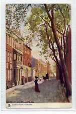 (Sb969-100)  Cheyne Row Chelsea, 1904, used,Vg