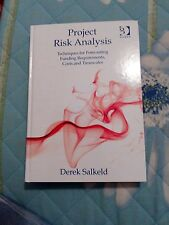 Project Risk Analysis - Derek Salkeld