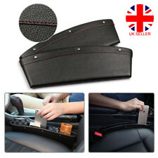 2 x Car Seat Side Gap Filler Storage Pocket Organizer for Small Gadgets Bag UK L