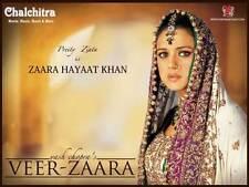 VEER-ZAARA Movie POSTER 11x17 Indian Shahrukh Khan Preity Zinta