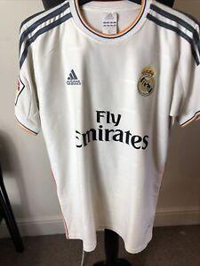 Real Madrid RONALDO Football Shirt Size Large See Pics C260731