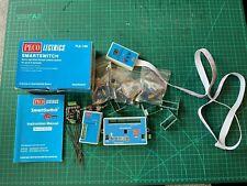 More details for peco pls-100 smartswitch set, oo gauge, dcc, digital, points, control, hornby