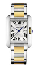 CARTIER Tank Anglaise Automatic Ladies Watch W5310047 - RRP £6,650 - BRAND NEW