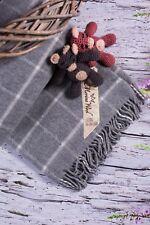 vente Merino Wool COUVERTURE DE PIQUE-NIQUE /Jeté lit 100% laine Sofa Coussinet