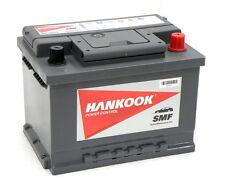 Auto Accu 60Ah 12V Hankook Onderhouds Vrij - 4 jaar garantie