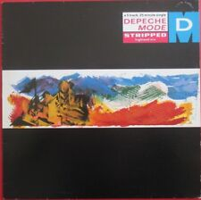 "DEPECHE MODE - 12"" FRANCE ""STRIPPED"" (PROMO COPY)"