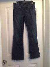 Womens CITIZENS OF HUMANITY Blue Low Waist Bootcut Jeans Size 26