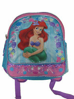 """A01439 The Little Mermaid Small Backpack 12"""" x 10"""""""