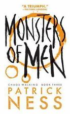 Chaos Walking #3: Monsters of Men by Patrick Ness (2014, Paperback, Reissue)