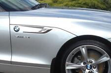 GENUINE BMW Z4 E89 Clear retrofit LCI LED side marker lights set (left & right)