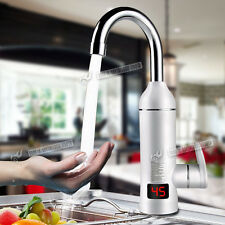 Instant Cool &Hot Water Flow Controller Electric Faucet Tap Temperature Boilers