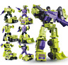 Transformation WJ DEVASTATOR 6 In 1 Engineering Truck Robot Action Figure